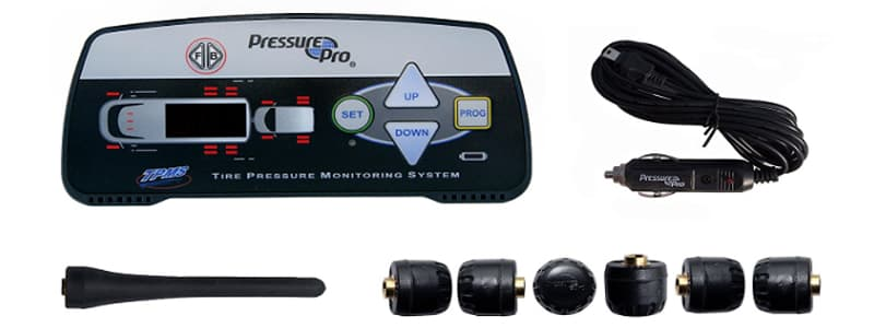 PressurePro 6 Wheel TPMS System