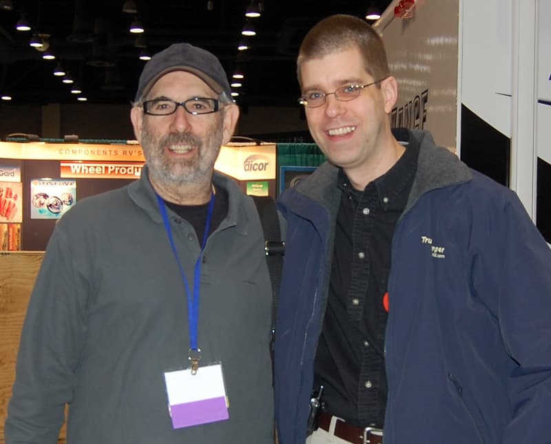 Bob Livingston, Publisher of Trailer Life