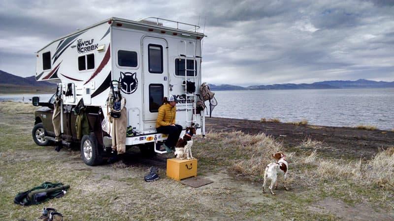 Pyramid Lake Nevada Fishing Equipment
