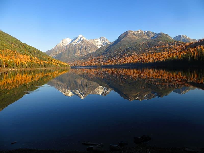 Quartz Lake, Glacier National Park