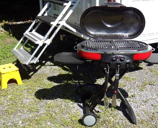 The Best Portable Grills For Rvs And Camping Truck