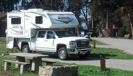 Truck Campers Name Their Rigs - Truck Camper Magazine