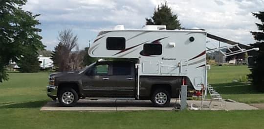 How to Store a Truck Camper - Truck Camper Magazine - 10