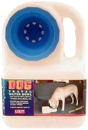 dog mod spill proof water bowl mcleod