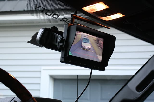 Back Up Camera Recommendations For Campers