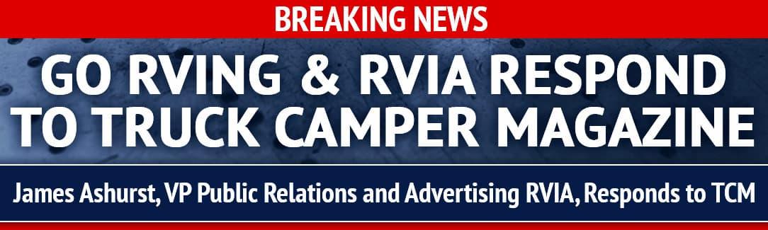 RVIA responds