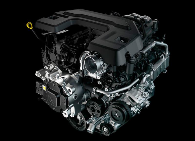 Ram 1500 has a 3.6-liter V-6 engine with eTorque