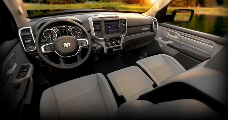 Ram Bighorn Diesel Interior on Dodge 1500 Laramie Interior