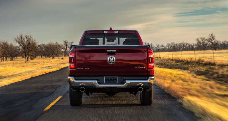 Ram 1500 Limited Tailgate