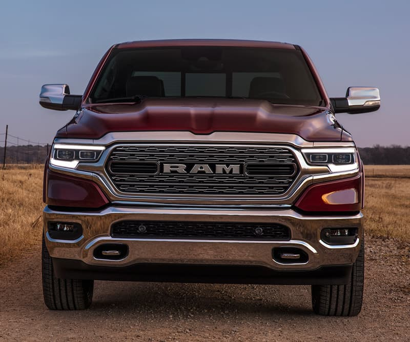 2019 Ram 1500: 2019 Ram 1500 For Truck Campers