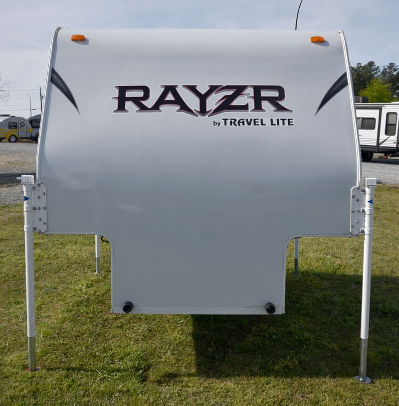 Rayzr FB front nose