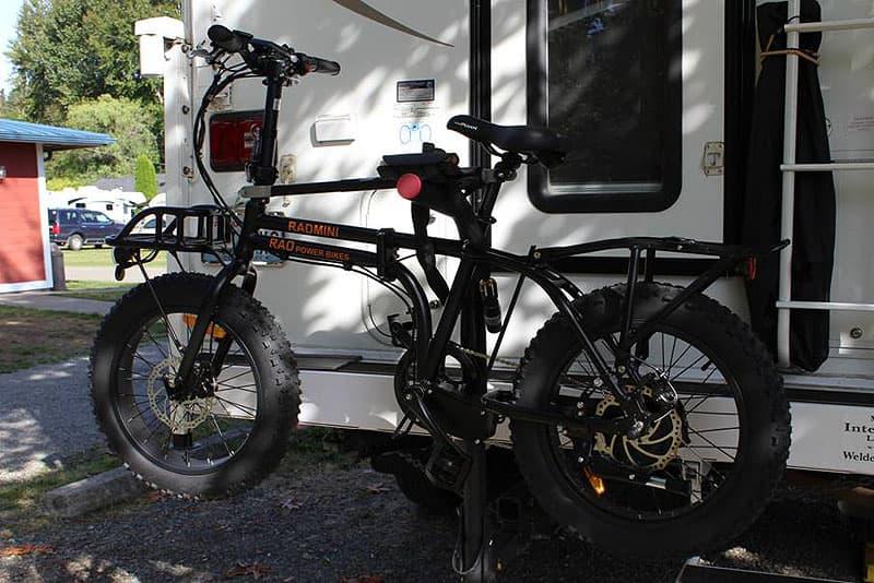 Radmini electric bike