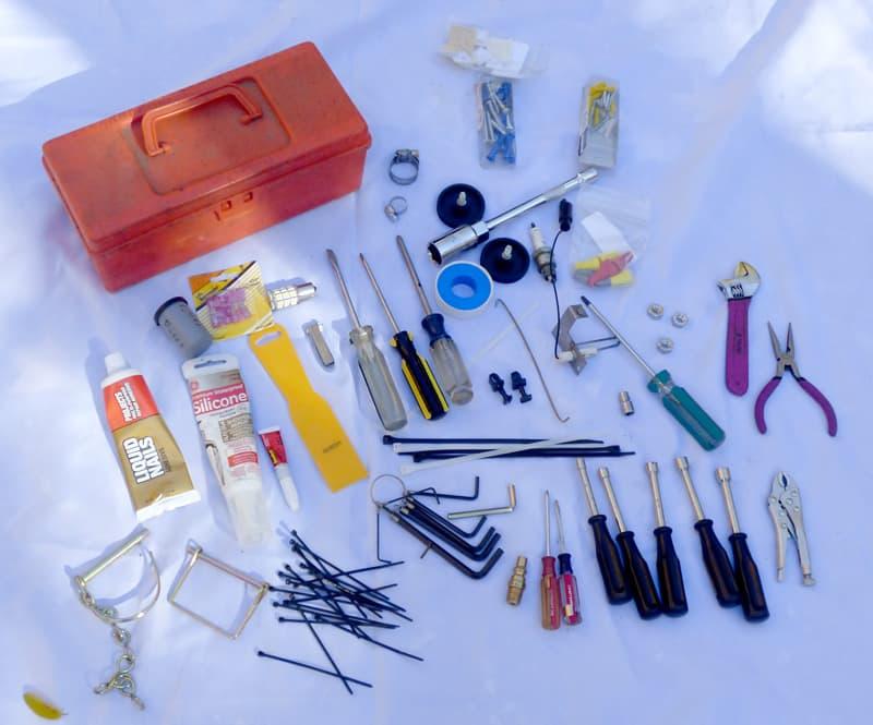 Camper Tools