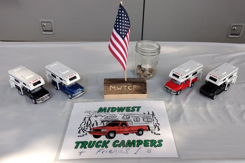 Registration Midwest Camper Rally