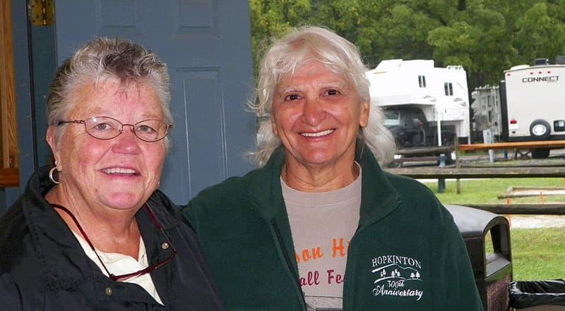 Annie and Rita Jamboree