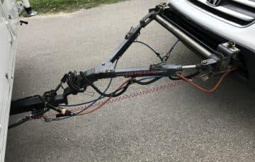 Roadmaster hookup to Honda CRV