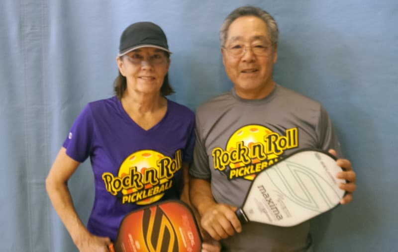 Rock-N-Roll Pickleball
