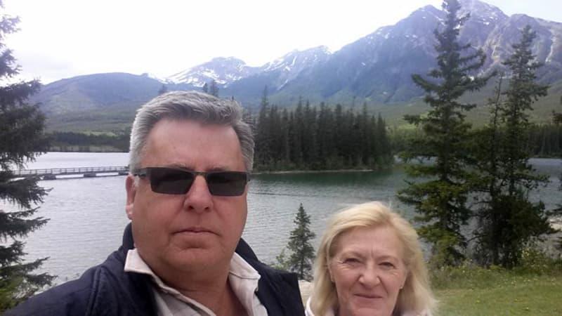 Ron and Hilda Burbee