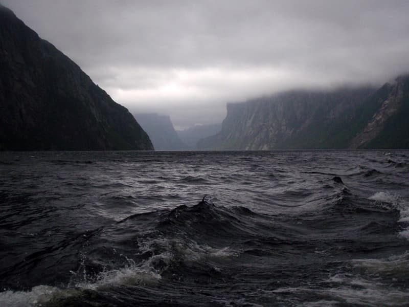 Western Brook Pond Boat Trip