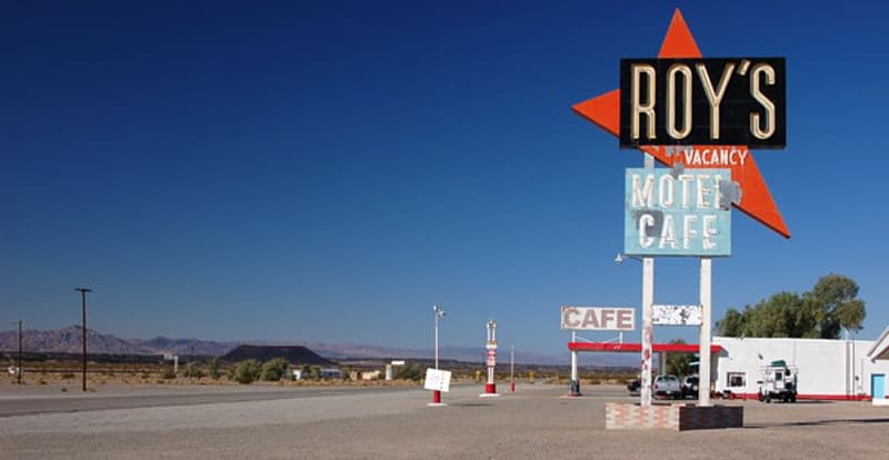 Roy's Cafe And Gas Station Amboy