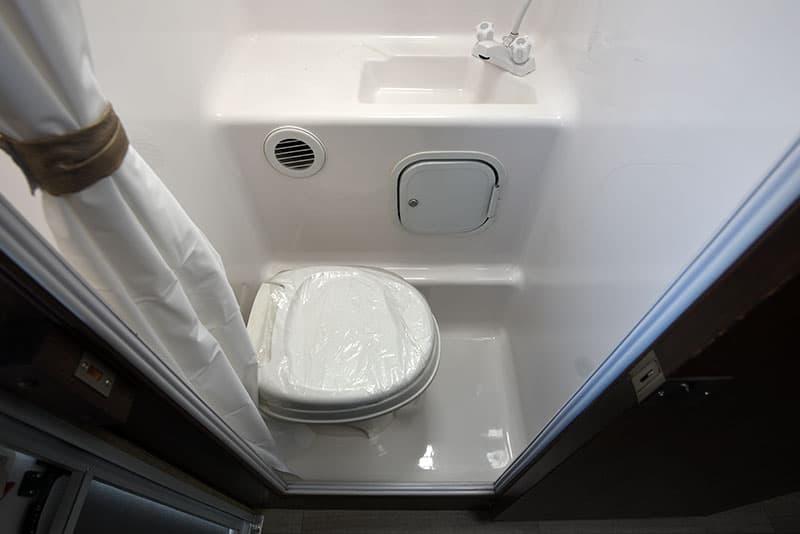 Rugged Mountain 860 Bathroom Floor