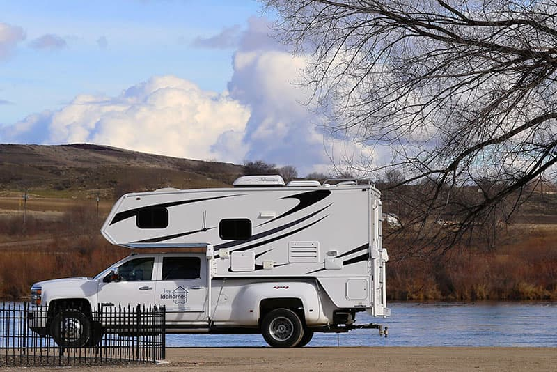 Truck Campers The Go Anywhere Camp Anywhere Tow
