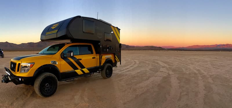 Rule Breaker Overland Vehicle