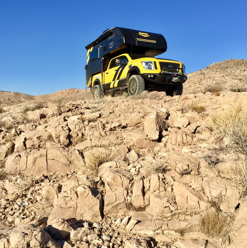 King of the Hill, Nevada Desert after SEMA 2016