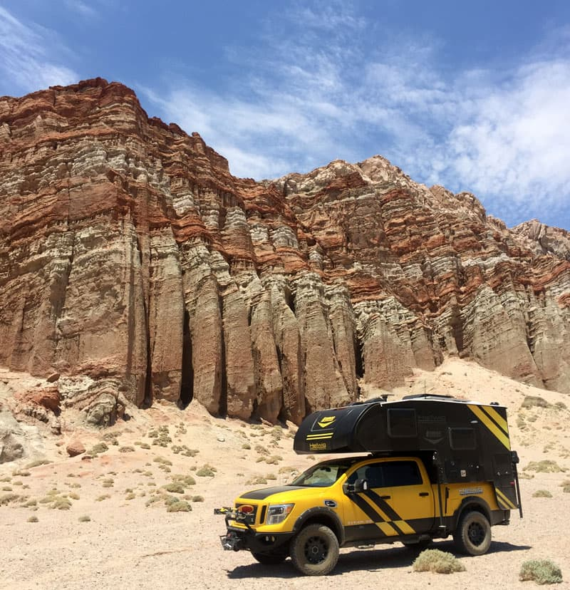 Rule Breaker in the desert