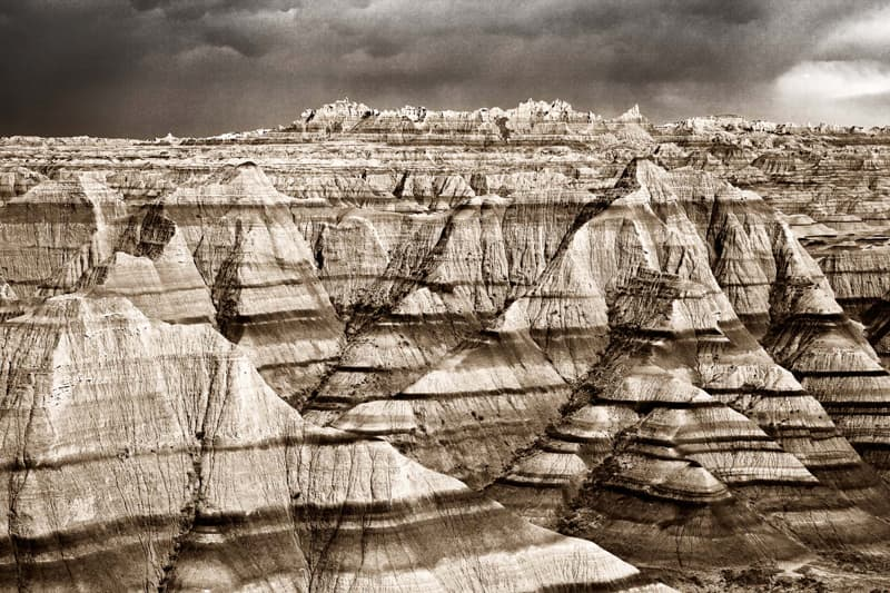 Saddle Pass Trail South Dakota