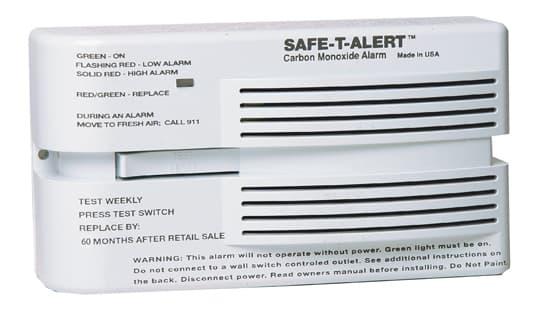 Safe-T-Alert CO detector 65-541