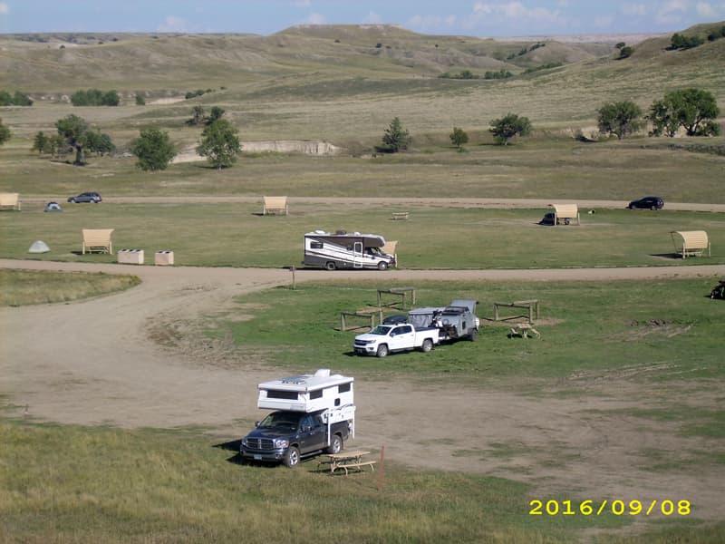 Sage Creek Area South Dakota