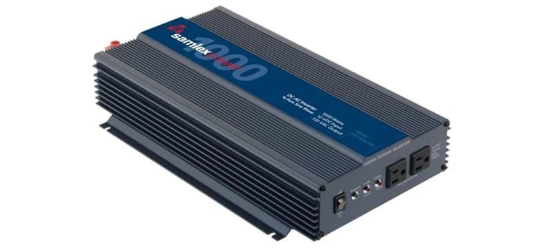 Samlex PST 1000-watt 12-volt pure sine inverter