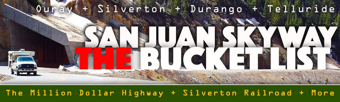 San Juan Skyway Travel