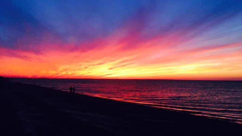 Sandy Neck Beach, Cape Cod, Sandwich, Massachusetts