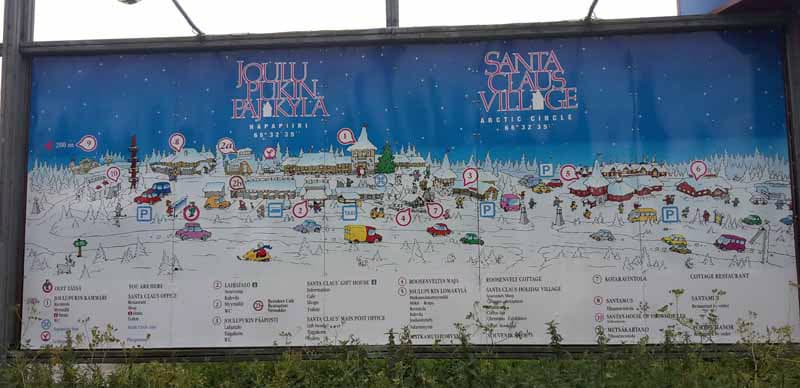 Santa Claus World