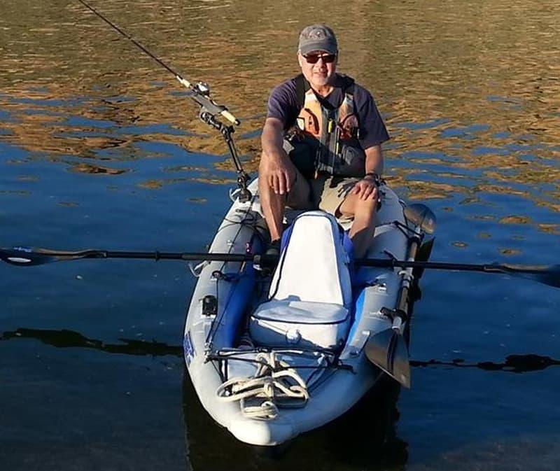Sea Eagle Kayak, Gerald