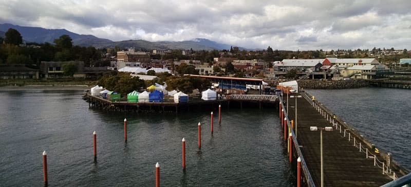 Seafood Festival 2016, Port Angeles, Washington