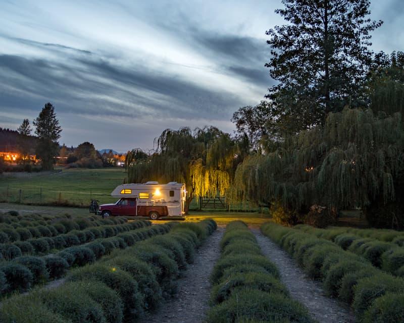 Sequim Washington Harvest Hosts