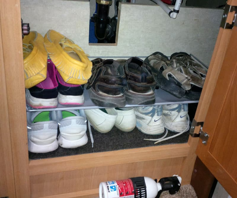 Shoes-stored-next-to-door