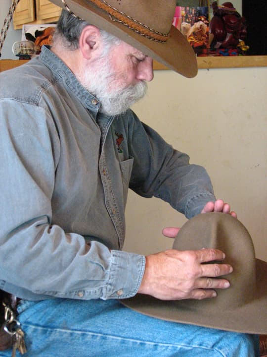 hat-making-Snohomish-hat-ken
