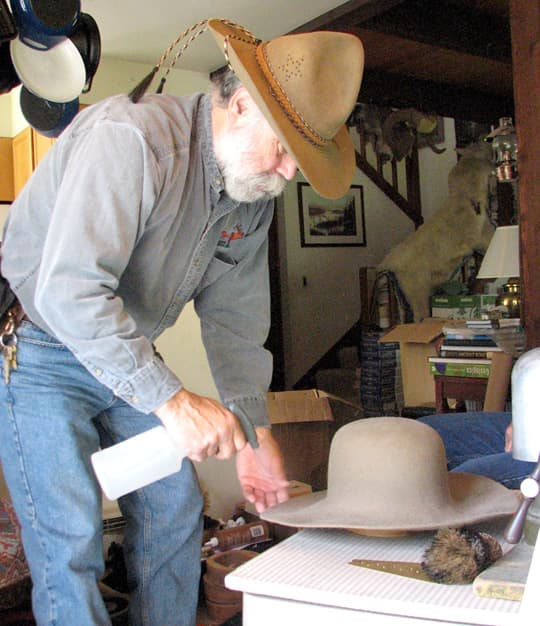 hat-making-Snohomish-hat