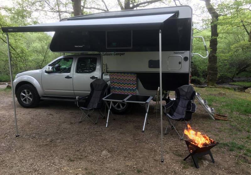 Skarosser Polar Truck Camper