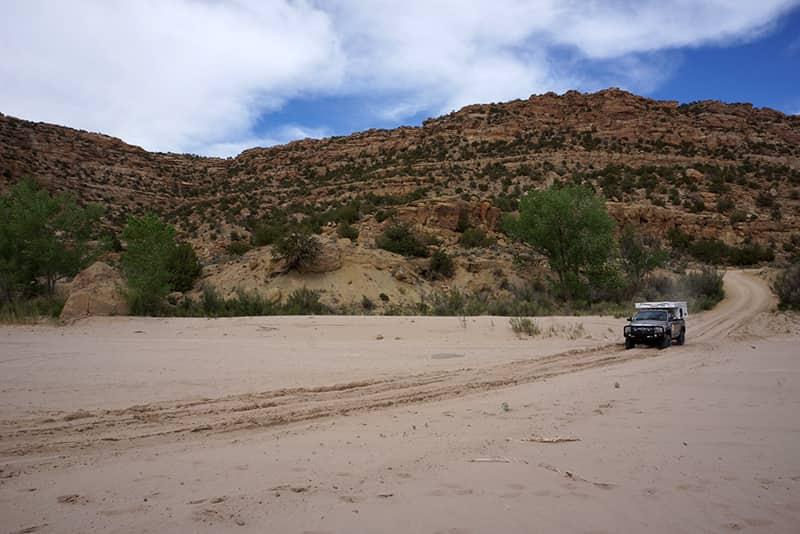 Crow Canyon New Mexico