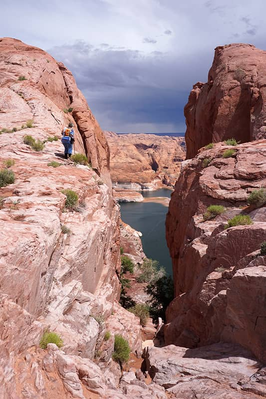 Utah Hole-in-the-Rock