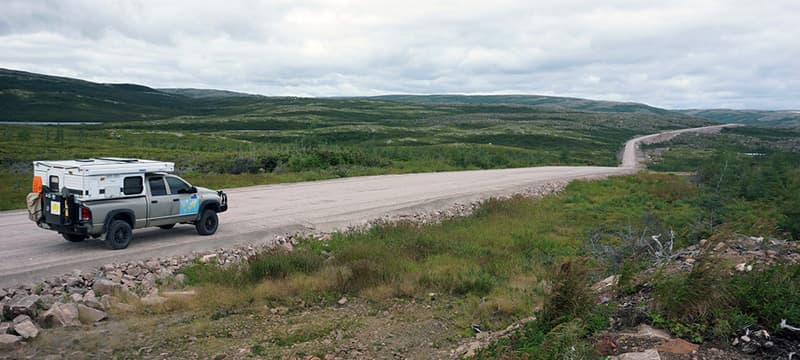 Blanc-Sablon, Labrador