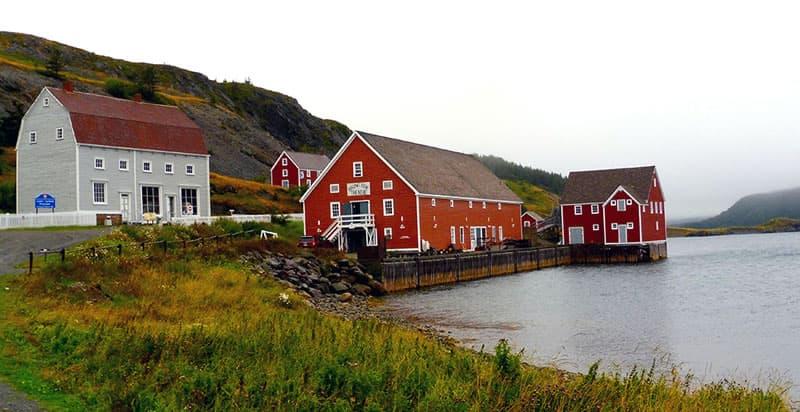 Newfoundland Outport of Trinity