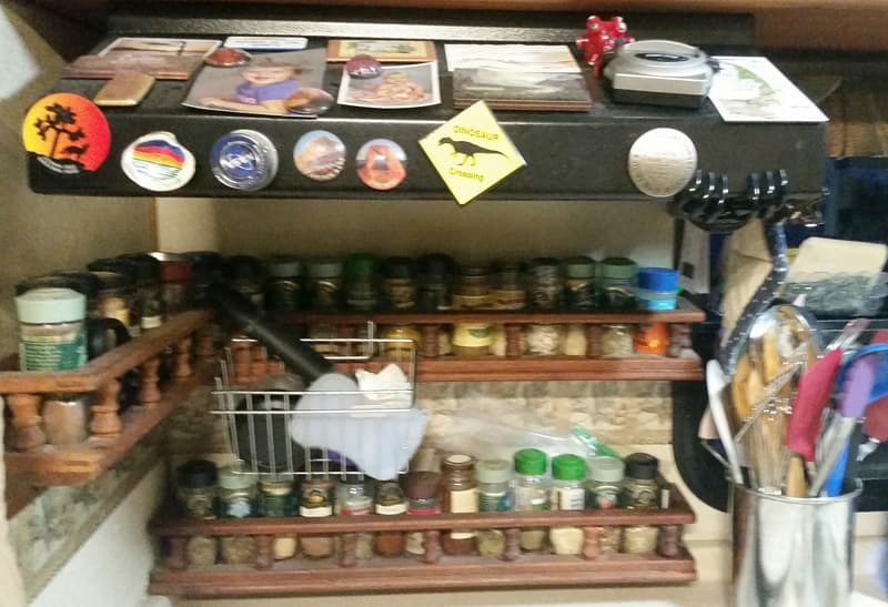 Spices and magnets