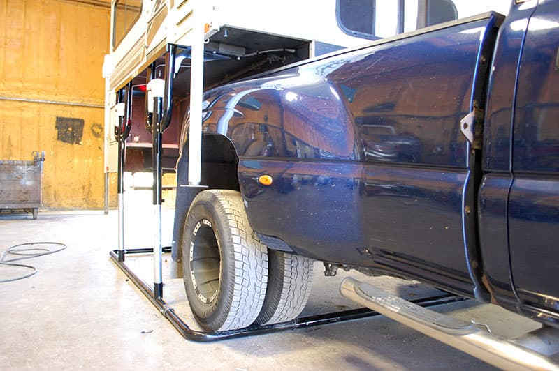 Stable Lift Dually System
