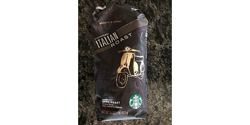 Starbucks Roasty And Sweet